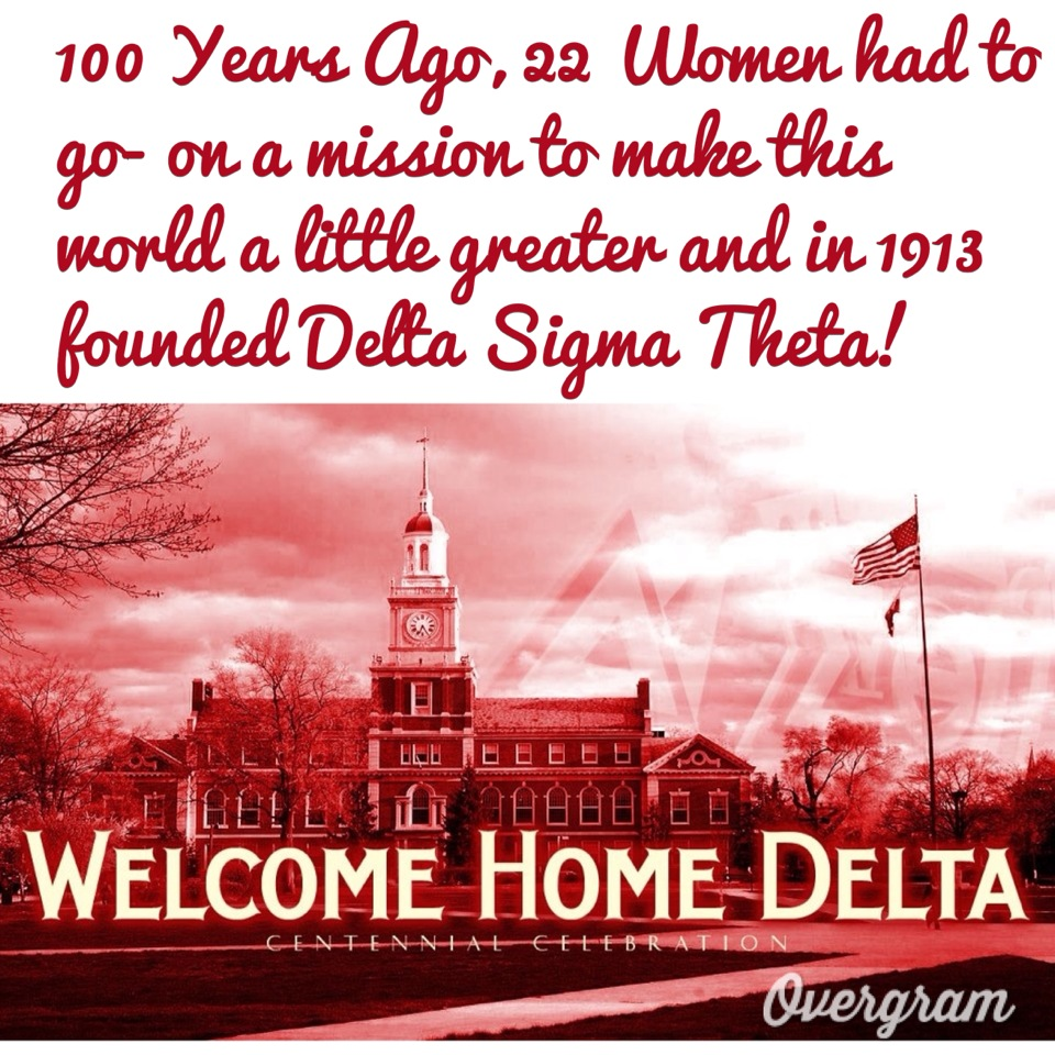 Delta sigma theta 100 years of legacy buycottarizona Choice Image
